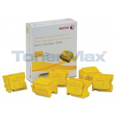XEROX COLORQUBE 8900 INK YELLOW